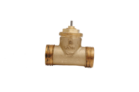 "TOTALINE, 2-WAY, 3/4"" VALVE (kvs 2.5)"